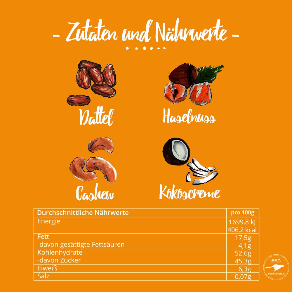 eat Riegel Dattel-Nuss