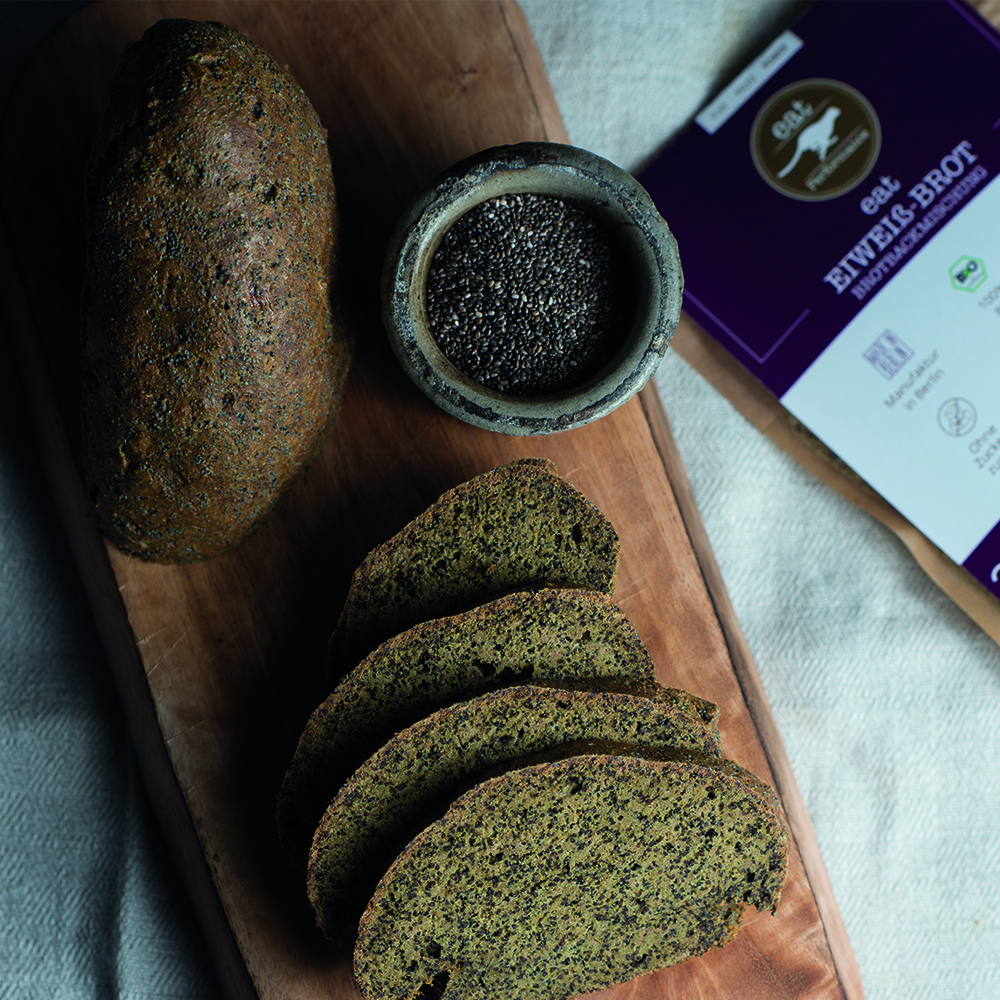 eat Eiweiß Brotbackmischung