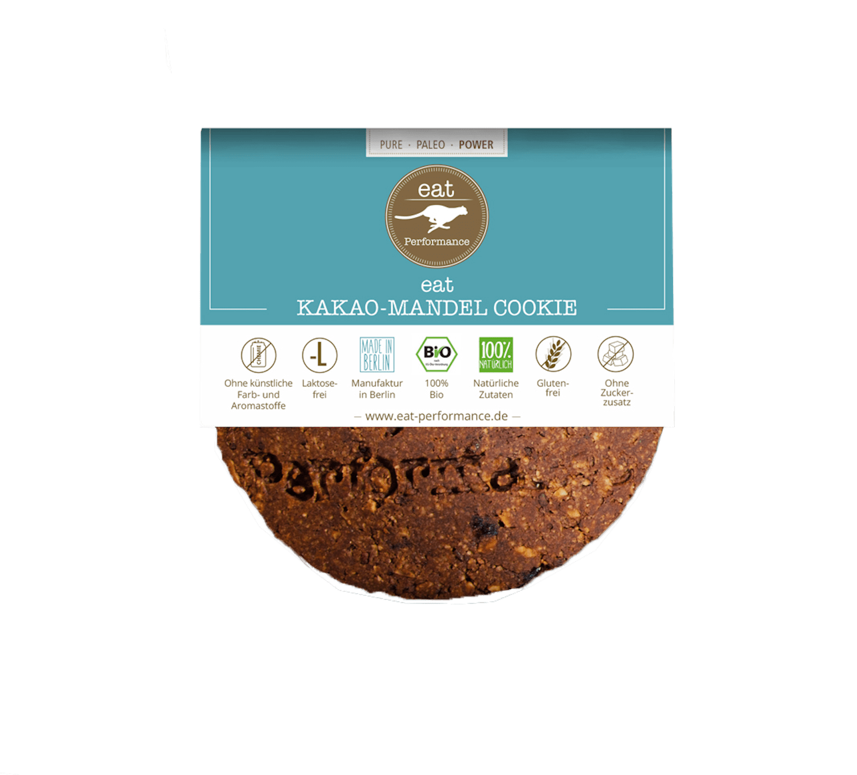 eat Cookie Kakao-Mandel