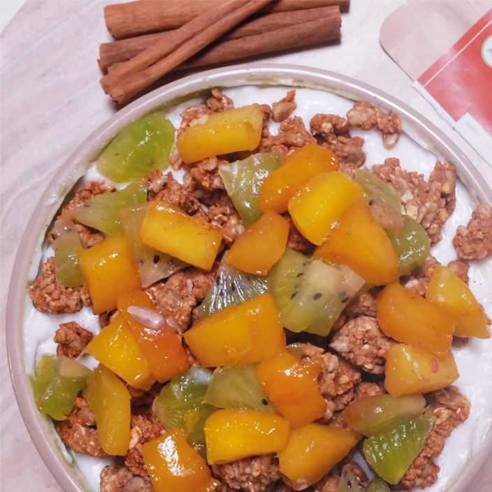 eat Crunchy Granola Zimt