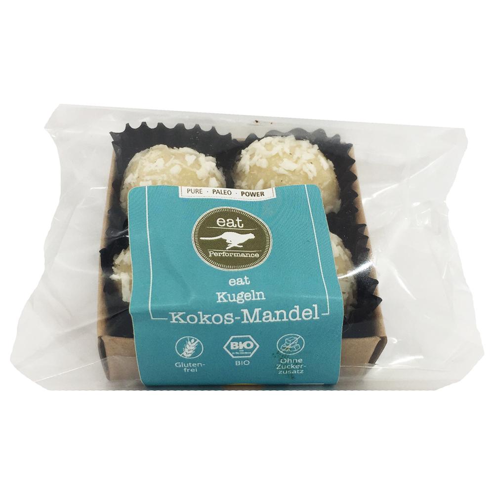 eat Kugeln Kokos-Mandel