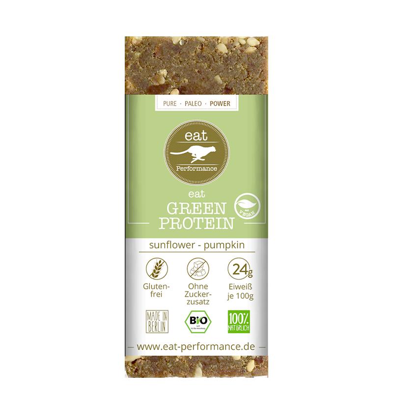 eat Riegel Green Protein