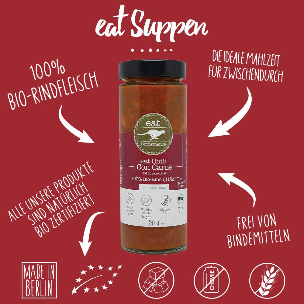 eat Chili Con Carne