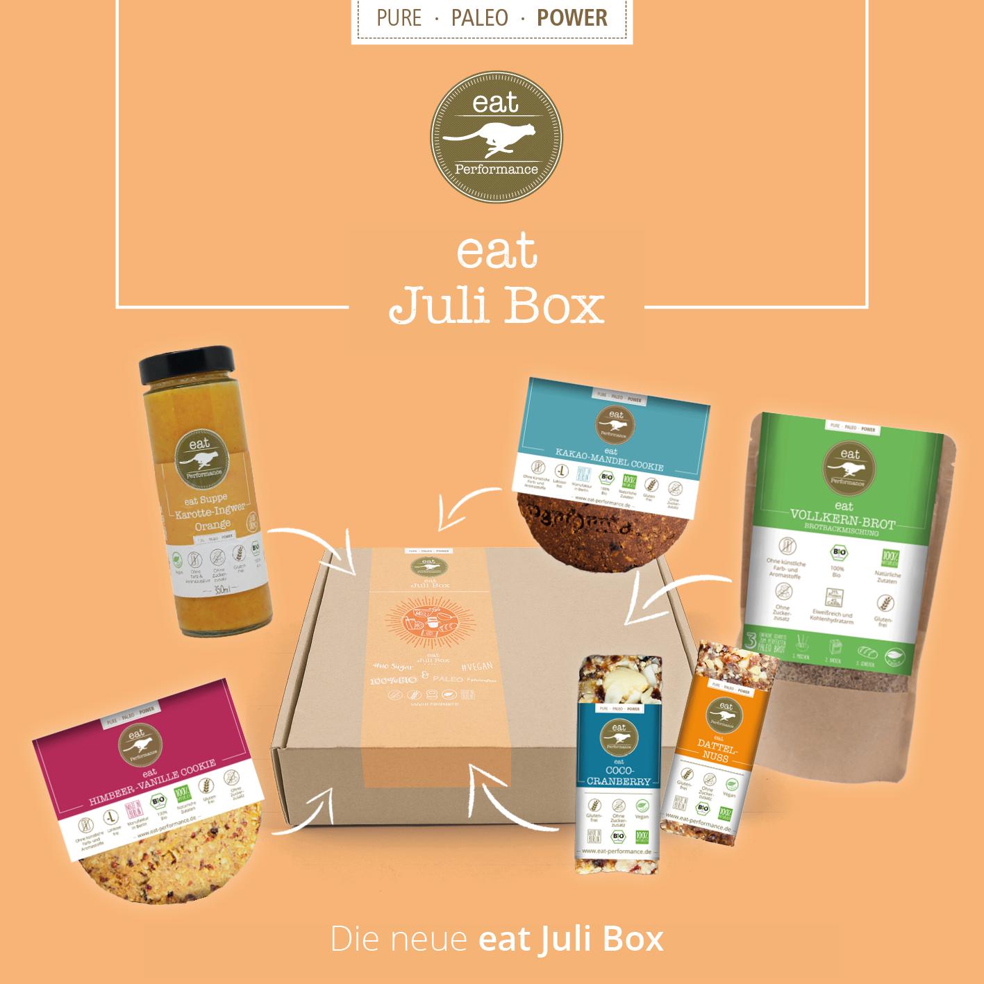eat Juli Box